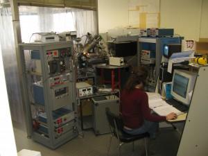 Manipulations sur la version laboratoire de COSIMA au LPC2E