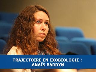 Trajectoire : Anaïs Bardyn