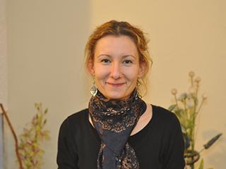 Marietta Morisson, doctorante au LGPM