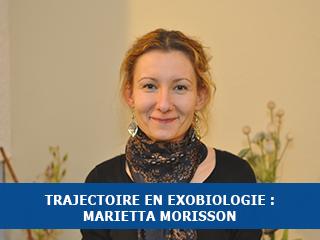 Trajectoire : Marietta Morisson