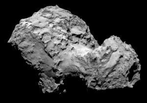 Noyau de la comète 67P/CG
