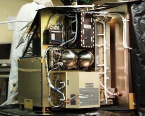 L'instrument COSAC sur l'atterrisseur cométaire Philae