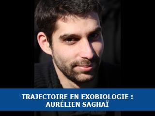 Trajectoire : Aurélien Saghaï