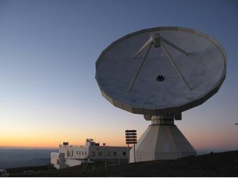 Radiotélescope IRAM
