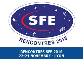 Rencontres SFE 2016