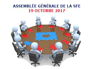 Assemblée générale 2017 de la Société Française d'Exobiologie