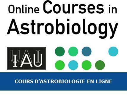 Cours d'astrobiologie en ligne