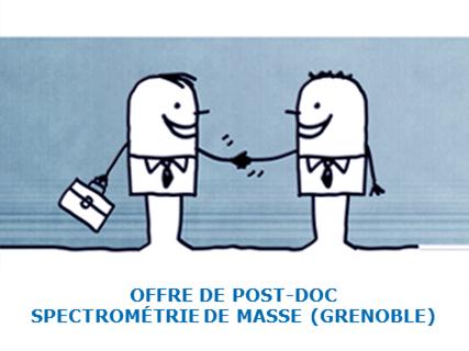 Offre de post-doc à Grenoble en spectrométrie de masse