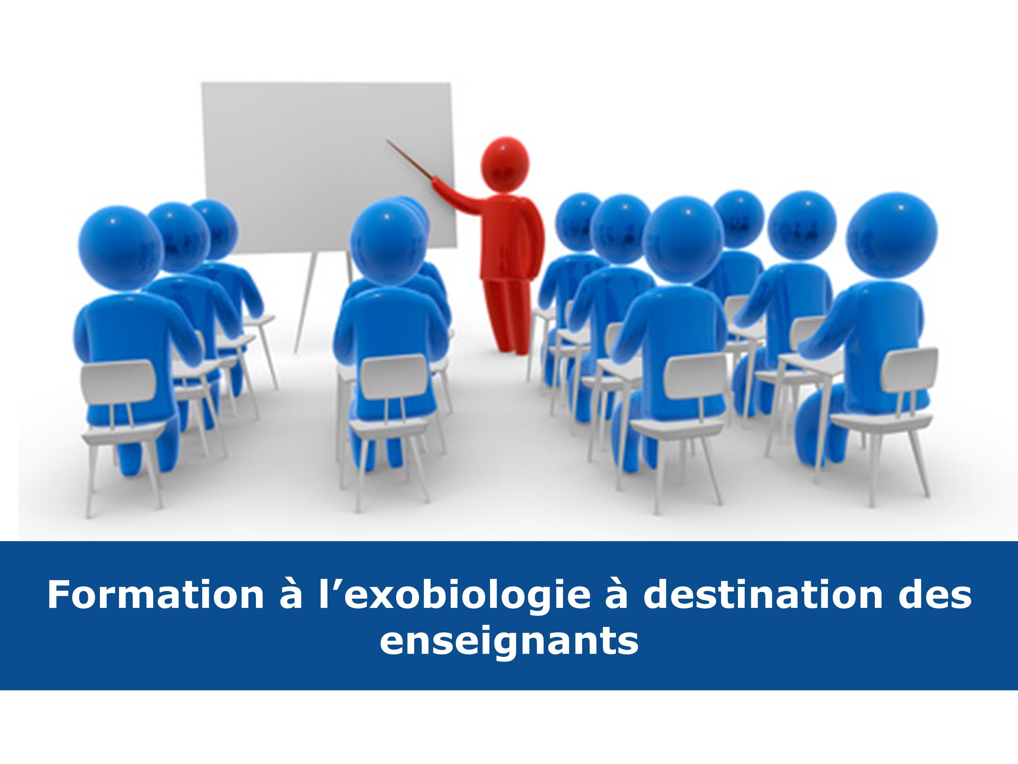 Retour sur la formation à l'exobiologie à destination des enseignants 2019