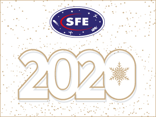 Meilleurs vœux pour 2020 !
