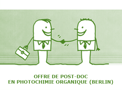 Post-doc offer in organic photochemistry (Berlin)