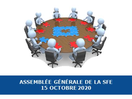 Assemblée générale 2020 de la Société Française d'Exobiologie