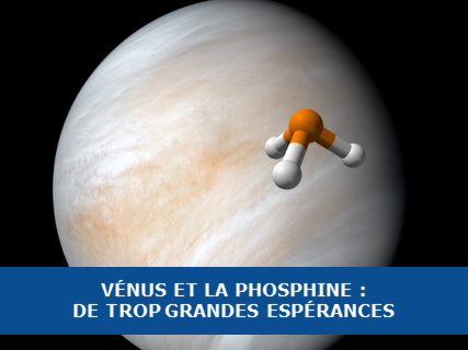 Vénus et la phosphine : de trop grandes espérances