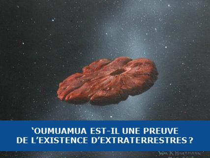 `Oumuamua est-il une preuve de l'existence d'extraterrestres ?