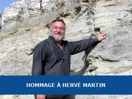 Hommage à Hervé Martin