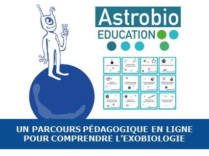 AstrobioEducation.orgpour comprendre l'exobiologie